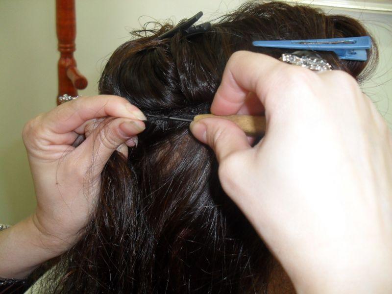 Manutenção de Prótese Capilar Feminina na São Marcos - Colocação de Prótese Capilar