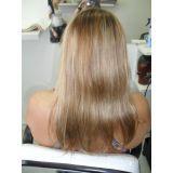 alongamento de cabelos em sp na Anália Franco