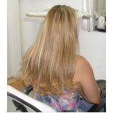 apliques de cabelo na Chácara Companheiros