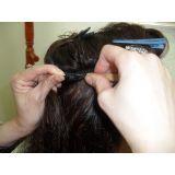 manutenção de prótese capilar feminina na Tamoio
