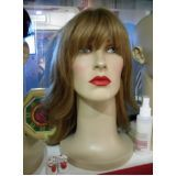 onde encontrar perucas naturais femininas na Tamoio