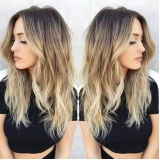 peruca front lace loira