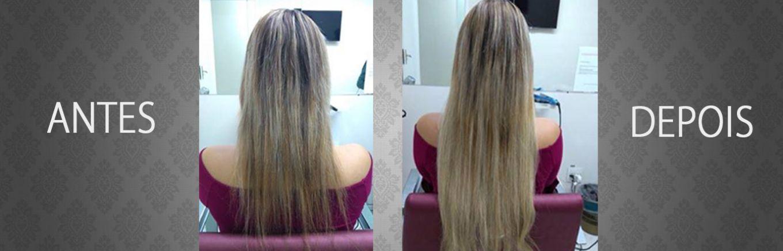 Vilson Hair - Alongamento de Cabelos